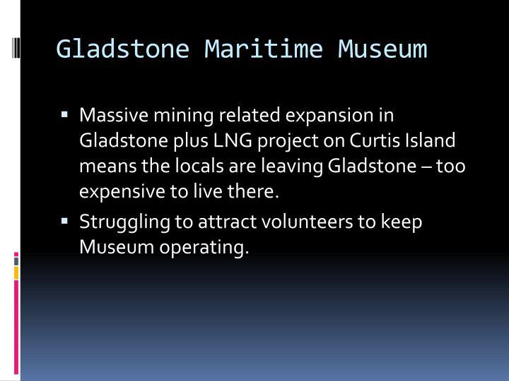 Gladstone Maritime Museum