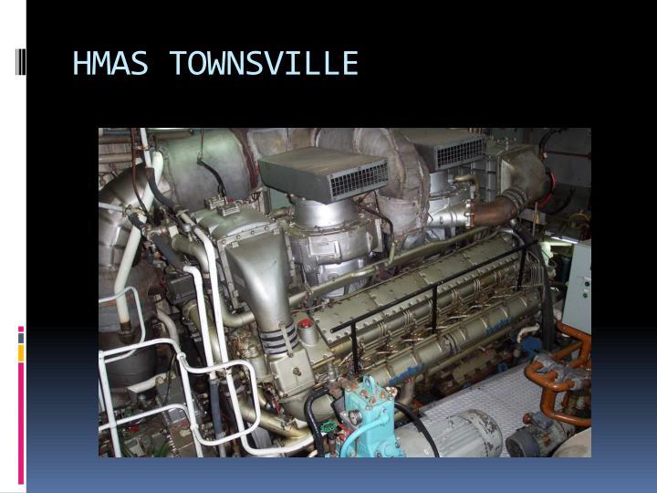 HMAS TOWNSVILLE