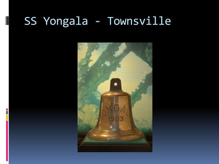 SS Yongala - Townsville