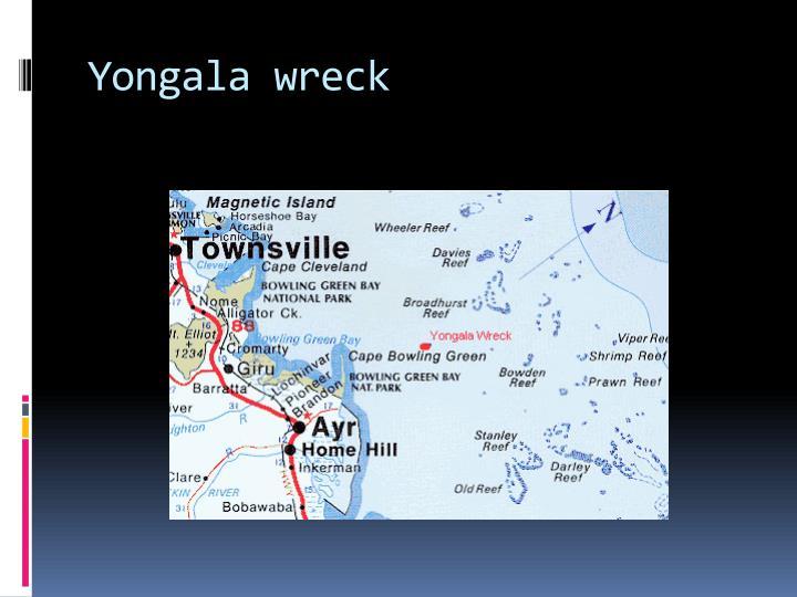 Yongala wreck