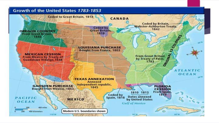 Territorial Expansion