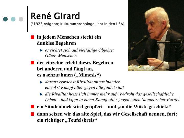 René Girard