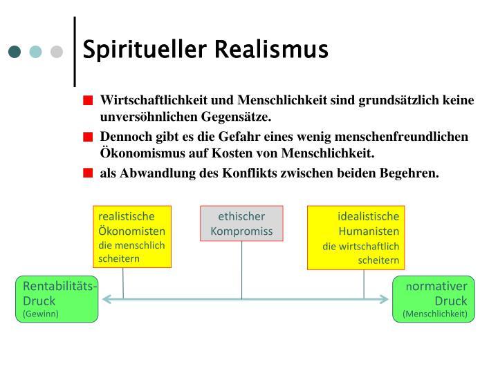 Spiritueller Realismus