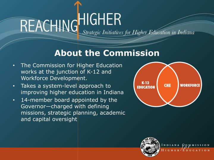 About the Commission