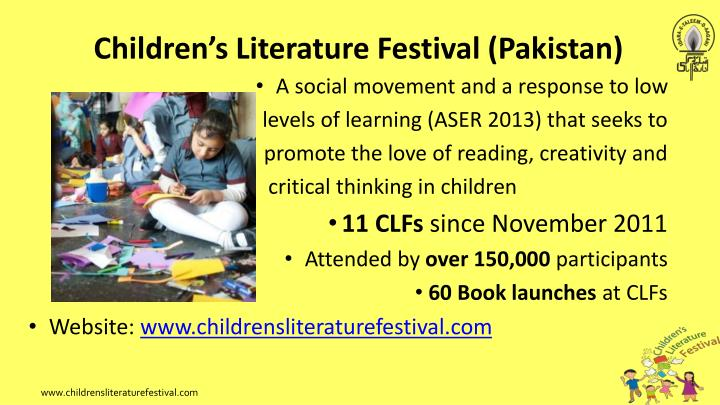 Children's Literature Festival (Pakistan)