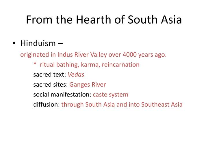 From the hearth of south asia1