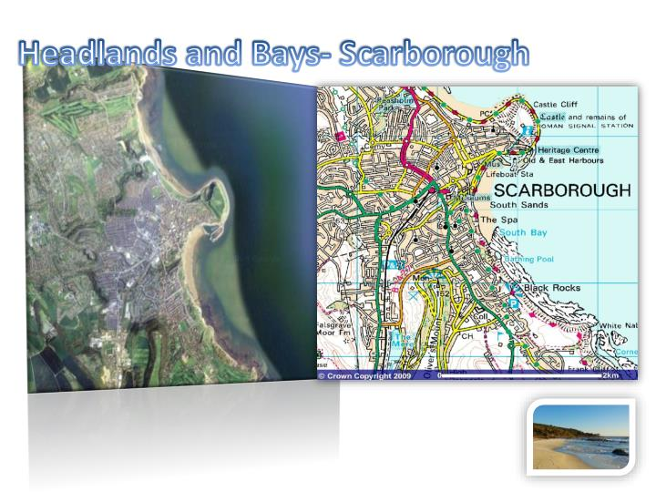 Headlands and Bays- Scarborough