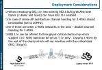 deployment considerations1