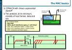 the mac basics