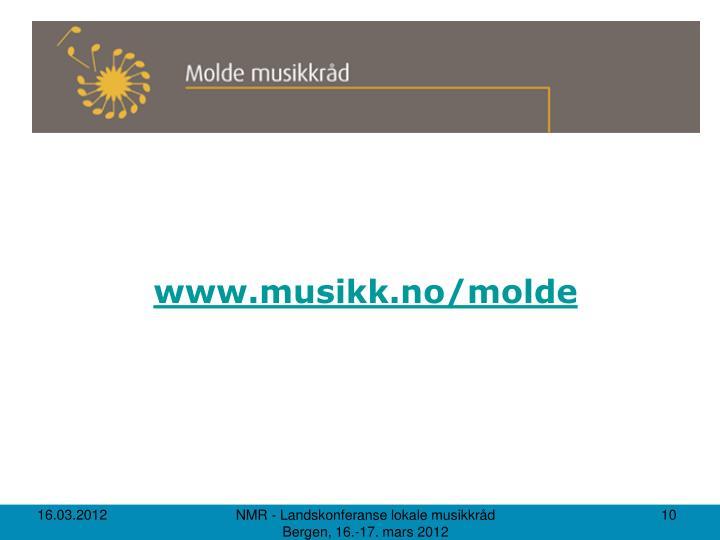 www.musikk.no/molde