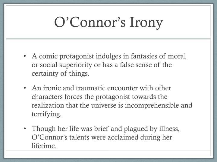 O'Connor's Irony