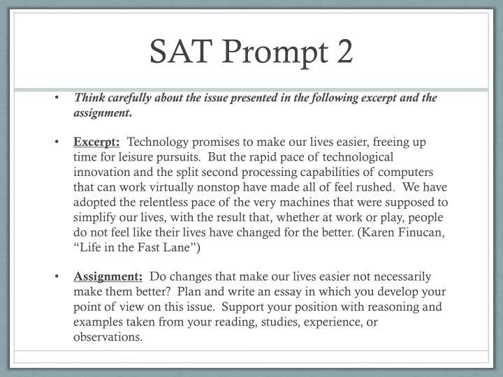 SAT Prompt 2