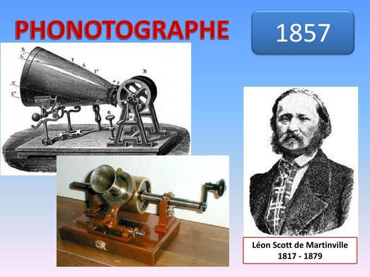 PHONOTOGRAPHE