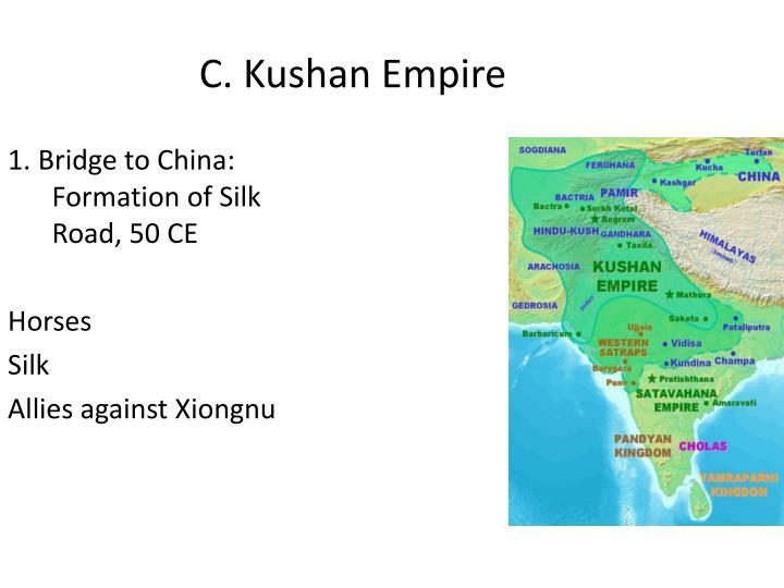 C. Kushan Empire
