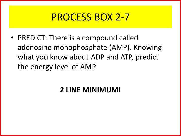 PROCESS BOX 2-7