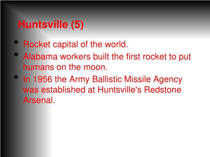 Huntsville (5)