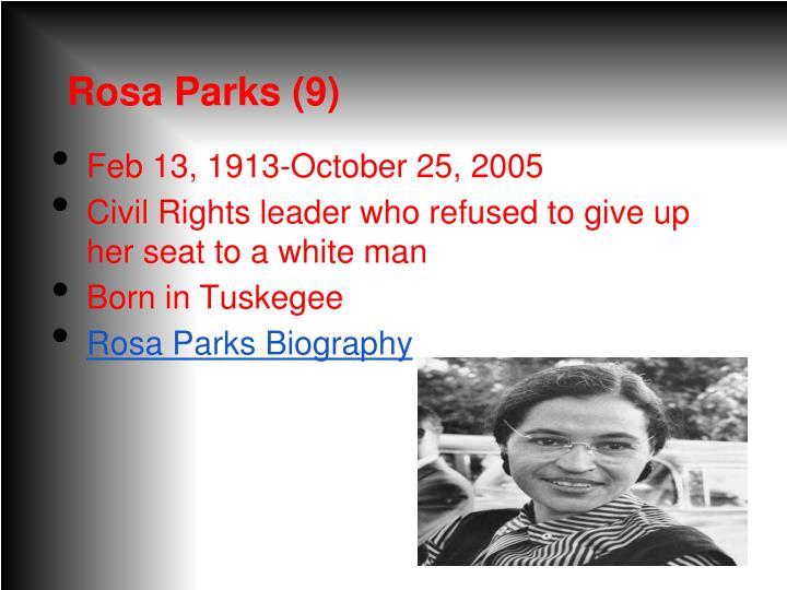 Rosa Parks (9)