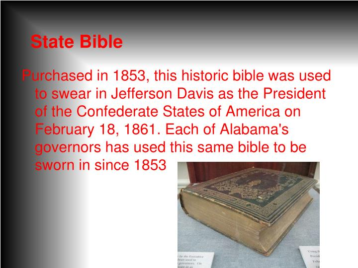State Bible