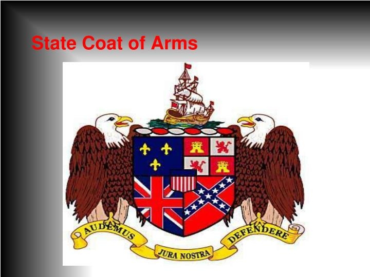 State Coat of Arms