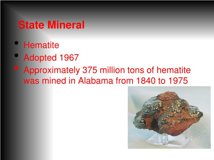 State Mineral
