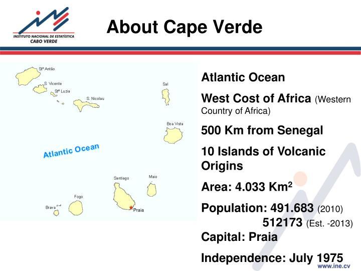 About Cape Verde