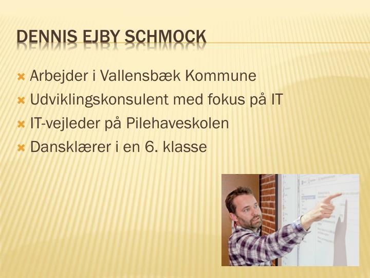 Arbejder i Vallensbæk Kommune