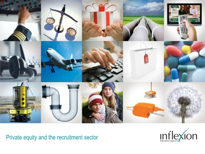 Private equity and the recruitment sector