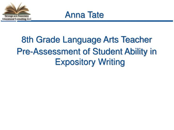 Anna Tate
