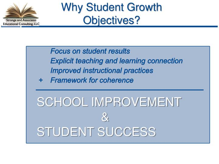 Focus on student results