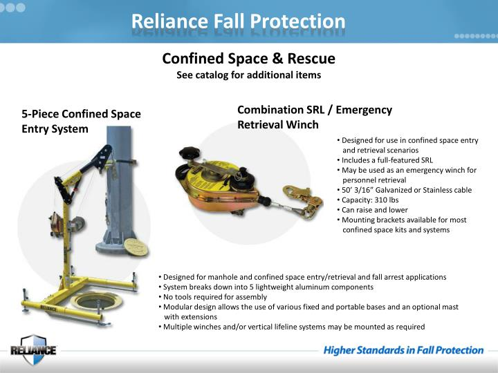 Confined Space & Rescue