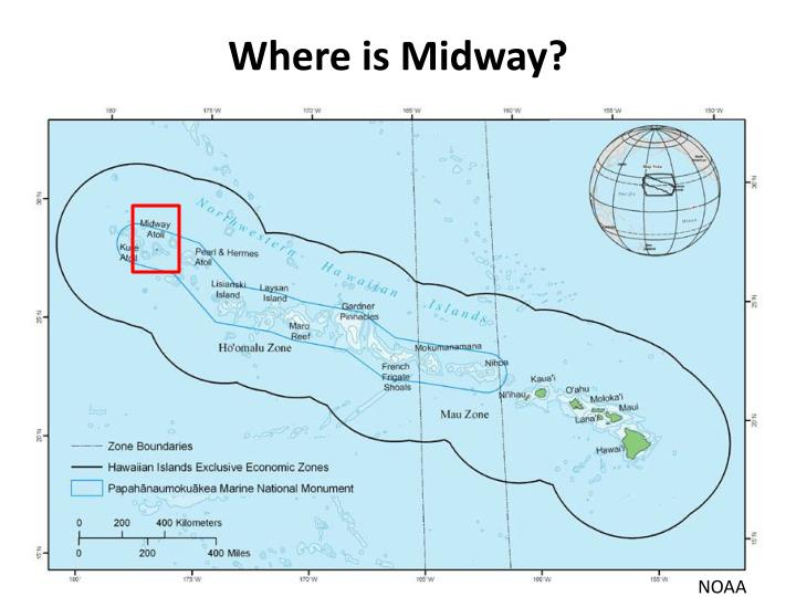 Where is Midway?