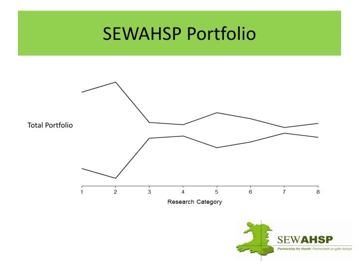 SEWAHSP Portfolio