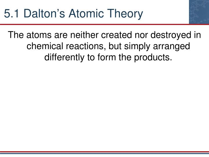 5 1 dalton s atomic theory1