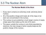 5 3 the nuclear atom2