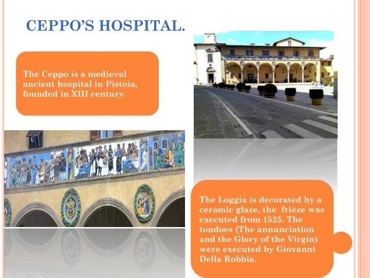 CEPPO'S HOSPITAL.