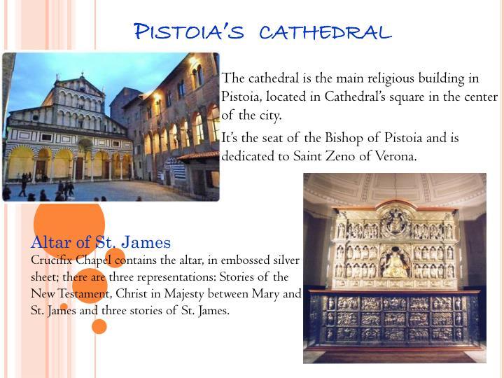 Pistoia's