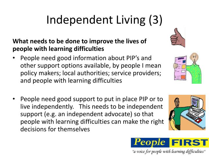 Independent Living (3)
