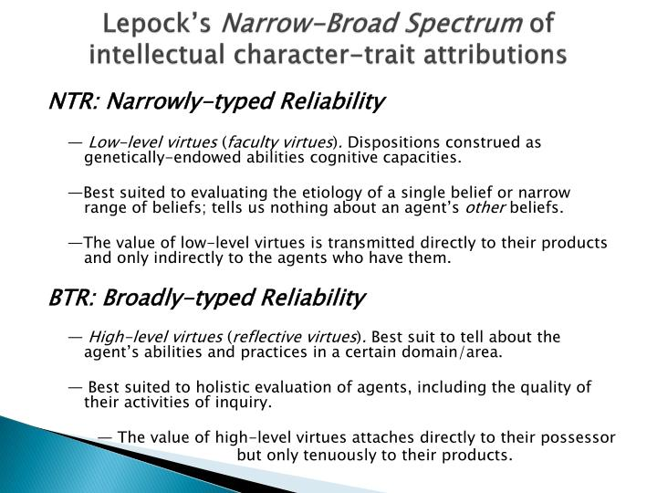 Lepock's