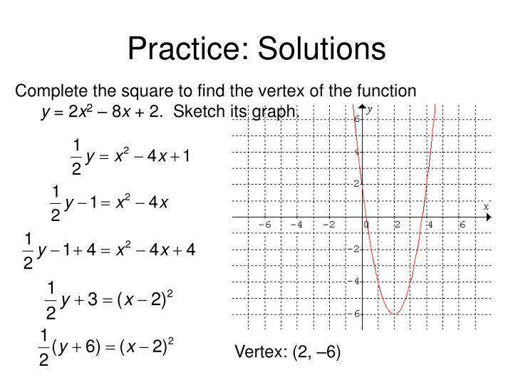 Practice: Solutions