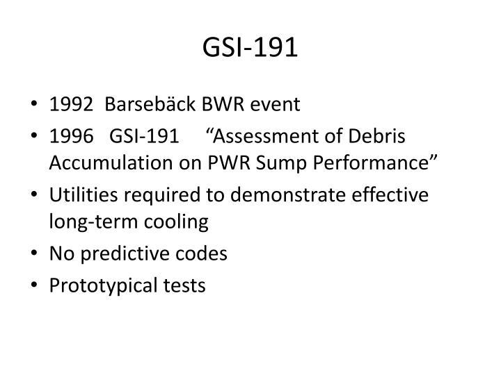 GSI-191