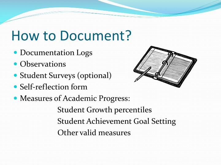 How to Document?