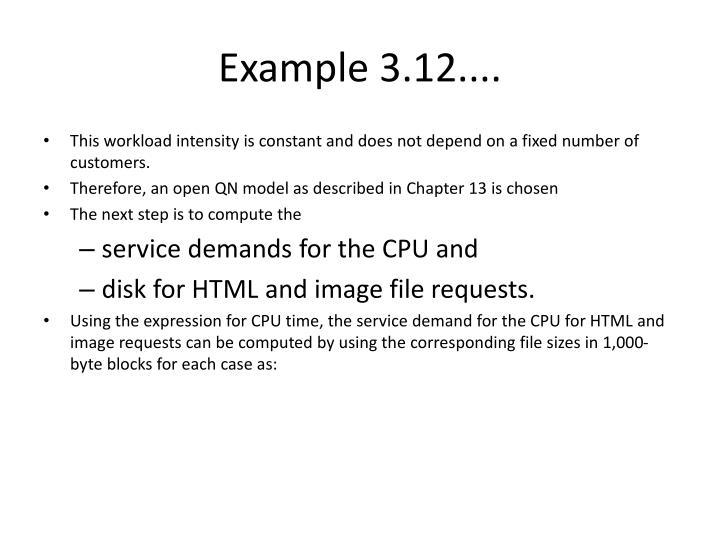 Example 3.12....
