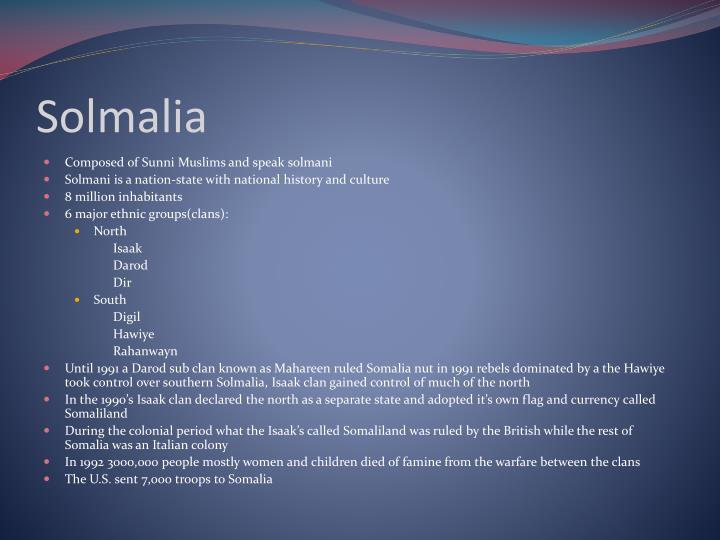 Solmalia