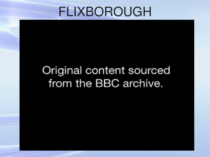 FLIXBOROUGH
