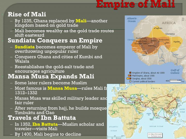 Empire of Mali