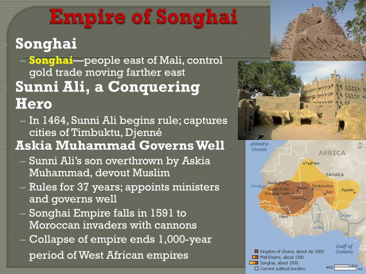 Empire of Songhai