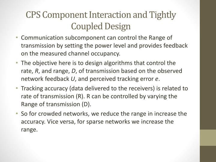 CPS Component