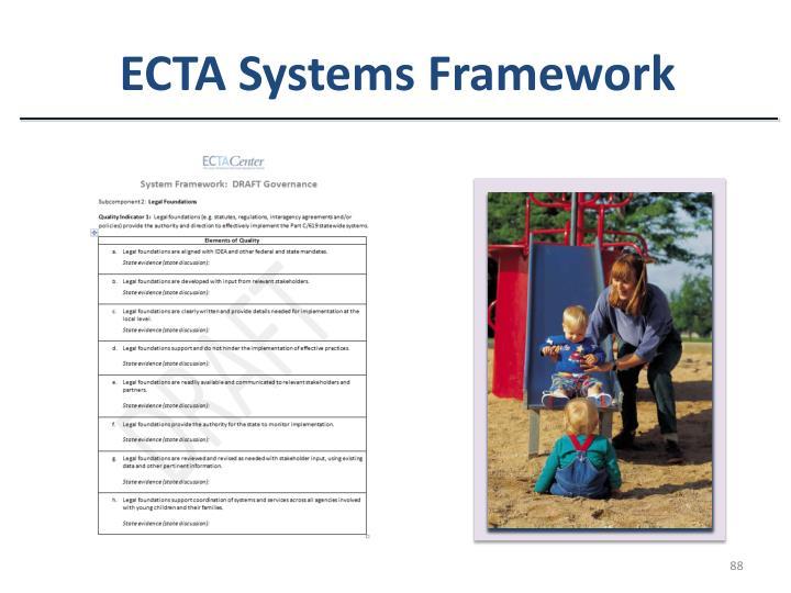 ECTA Systems Framework