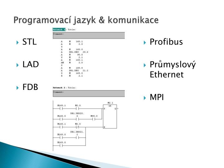 Programovací jazyk & komunikace