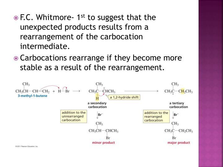 F.C. Whitmore- 1